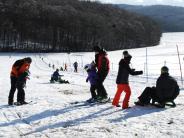 Oberliezheim: Der Skilift läuft