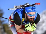 Start für Belgien: Biathlet Rösch kann für Olympia planen