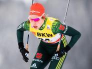 In Oberstdorf: Tour de Ski: Olympia-Quali für Kolb trotz Abbruchs