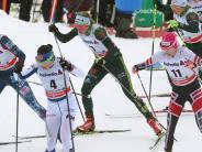 Tour de Ski: Im Leistungshoch: Nicole Fessel plant für Olympia