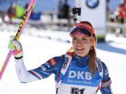 Wadenprobleme: Biathlon-Star Koukalova verpasst die Olympischen Spiele