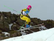 Weltcup in Schweden: Skicrosserin Zacher Dritte