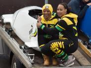 30 Jahre nach Cool Runnings: Jamaika mit Frauen-Bobteam bei Olympia