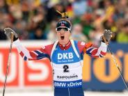 Weltcup-Dominator: Bö rechnet beiOlympia mit deutschen Biathleten