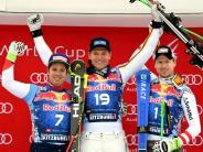 Ski-alpin-Sensation: Dreßen feiert historischen Abfahrts-Coup in Kitzbühel