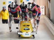 Rückenwind für Olympia: Walther gewinnt Viererbob - Lochner holt Gesamtweltcup