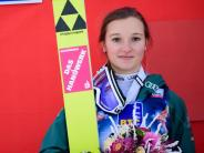 Pyeongchang-Generalprobe: Skispringerin Althaus für Olympia bereit