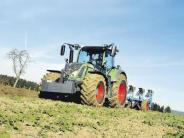 Messe Agritechnica: Gute Zeiten für die Landwirtschaft