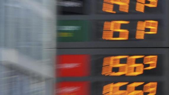 Der Wert des Benzins in rossii in 1998