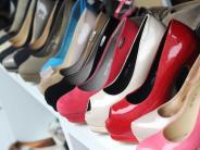 Österreich: Schuhfetischist klaut 300 Paar High Heels
