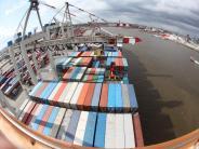 Exporte: Bayerns Firmen exportieren mehr als im Vorjahr
