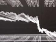 Börsenkurs: Talfahrt an den Börsen geht weiter - Bank-Aktien große Verlierer