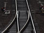 Düren: Zwei Männer sterben auf Bahnstrecke in Düren