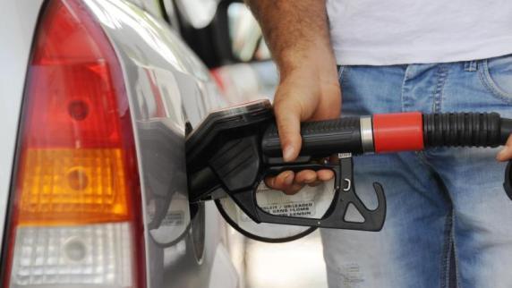 Nds vom Benzin in der Dienstreise
