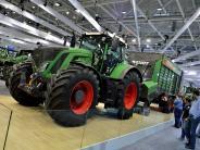 Agrar: Die Krise in der Landwirtschaft bremst Fendt