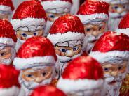 Foodwatch: Mineralöl-Belastung: Diese Schoko-Weihnachtsmänner besser nicht essen