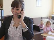 OECD-Studie: Mütter in Deutschland sind weniger oft berufstätig