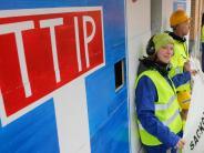 Medienberichte: TTIP-Verhandlungen: USA setzen Europa extrem unter Druck
