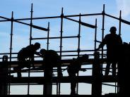 Bau: Wohnungsnachfrage kurbelt Baukonjunktur an