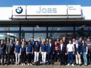 40 Jahre Autohaus Joas in Dillingen: Freude am BMW
