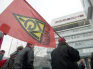 Warnstreiks: IG Metall: 86.000 Mitarbeiter streiken