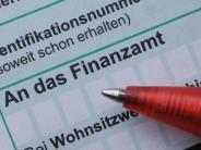 Augsburg: Steuererklärungen auf Papier werden weitergeschickt - was das für Bürger bedeutet