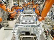 Maschinenbau: Kuka-Vorstand wirbt für Übernahmeangebot aus China