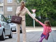 Gesundheitsreport: Wer Kinder hat, ist seltener krank geschrieben
