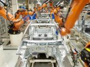Augsburg: Kuka-Übernahme: Midea-Konzern gibt Garantien bis Ende 2023