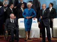 Finanzen: G20-Staaten geben Signal der Stabilität