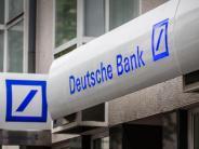 Börse: Deutsche-Bank-Aktie im freien Fall