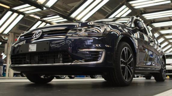 Auto: Bericht: 22.000 VW wegen Zulieferstreits nicht gebaut