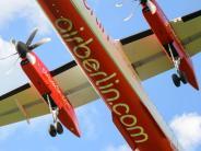 Luftfahrt: Entlassungen und Verkäufe: Air Berlin droht Notlandung