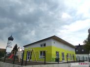 """Neubau Kindergarten Ziertheim: """"Die Zukunft gehört den Kindern"""""""
