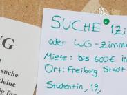 Studium: Suche nach der Studentenbude: Schwierig, aber nicht unmöglich