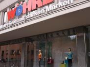 Insolvenz: Modehaus Wöhrl: Rettung nimmt wichtige Hürde