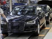 Abgas-Affäre: Zwangsrückruf für rund 130.000 Diesel-Audis weltweit
