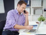 Vorsorge: So bleiben Mitarbeiter im Büro gesund