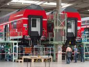 Hennigsdorf droht Ende: Bericht: Bombardier streicht in Deutschland 2500 Stellen