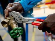 Arbeitsmarkt: Regionale Wirtschaft will Flüchtlinge in Ausbildung behalten