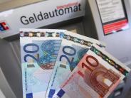 Nordrhein-Westfalen: Unbekannte sprengen Geldautomaten in Duisburg