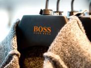 Blick nach vorn: Hugo Boss mit schlechten Zahlen