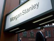 Wertpapierhandel boomt: Investmentbank Morgan Stanley verdoppelt Gewinn