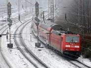 «Die Trendwende geschafft»: Deutsche Bahn 2016 wieder mit positivem Betriebsergebnis