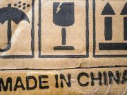 Innere und äußere Probleme: Chinas Wachstum auf niedrigstem Stand seit 1990