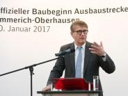 Betuwe-Linie: Milliarden-Bahnprojekt am Niederrhein gestartet