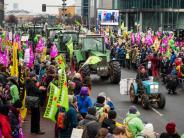 «Wir haben es satt!»: Tausende demonstrieren in Berlin gegen «Agrarindustrie»