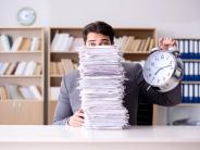 Steuerberater: Wer zu spät kommt...