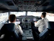 Interview: Die Tür bleibt wieder zu: Piloten dürfen wieder allein ins Cockpit