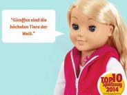"""Spielzeug: Eltern sollen die Puppe """"Cayla"""" zerstören"""